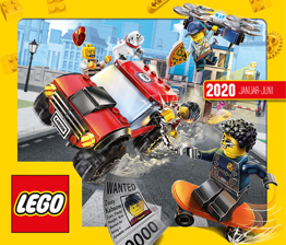 Der aktuelle LEGO Katalog (Januar bis Juni 2020)