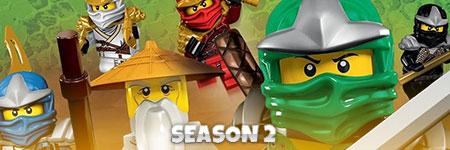 LEGO Ninjago Staffel 2