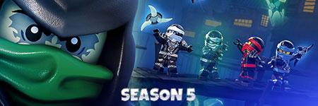 LEGO Ninjago Staffel 5
