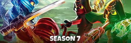 LEGO Ninjago Staffel 7