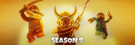 LEGO Ninjago Staffel 9