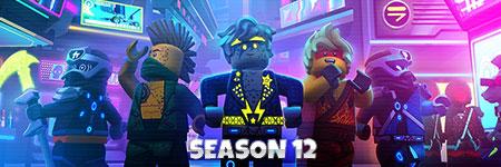 LEGO Ninjago Staffel 12