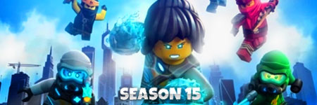 LEGO Ninjago Staffel 15