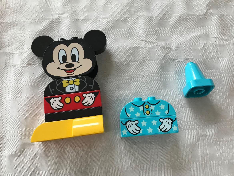 Mickey und Minnie Maus von LEGO Duplo