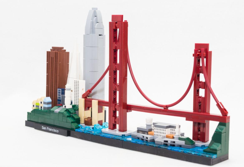 San Francisco Gesamtansicht
