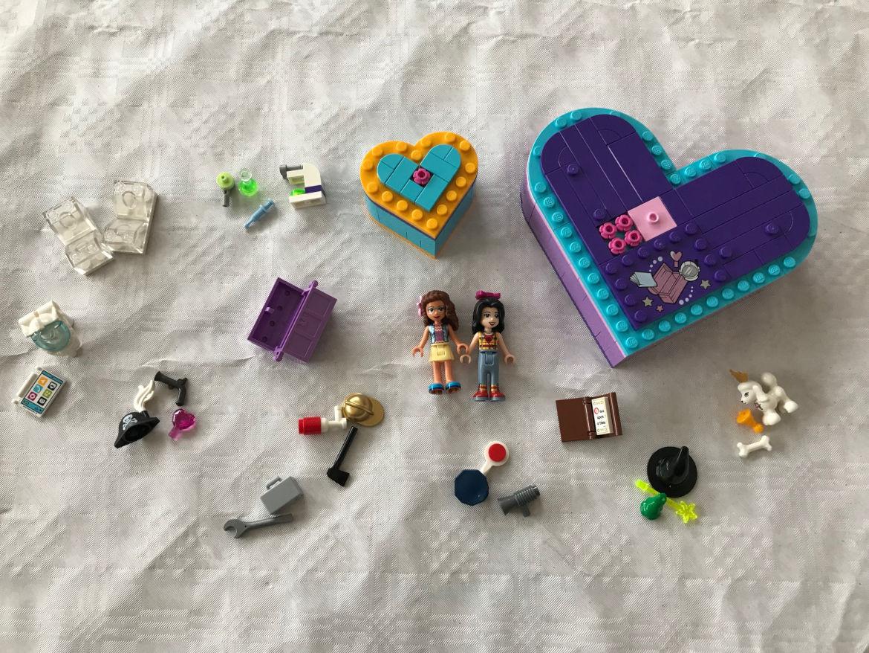 Herzbox Freundschaftsset fertiges Set