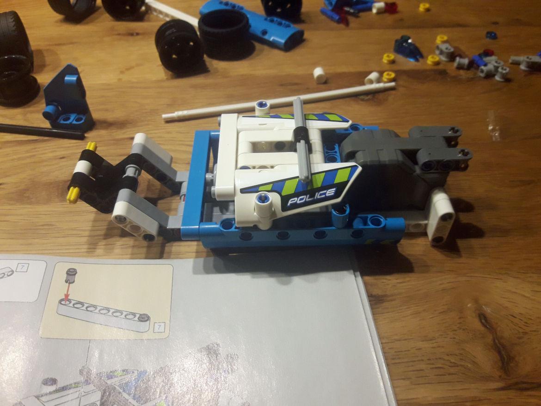Wagen Aufbau 2
