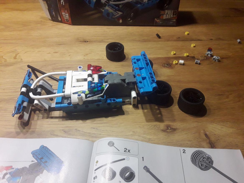 Wagen Aufbau 3