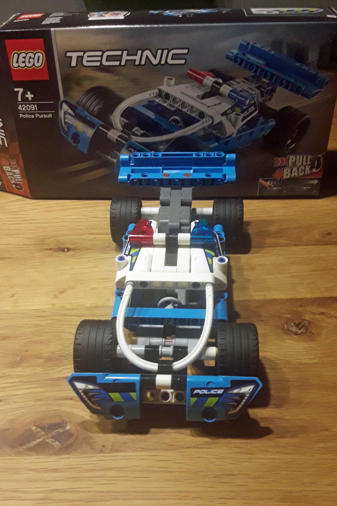 Wagen fertige Modell