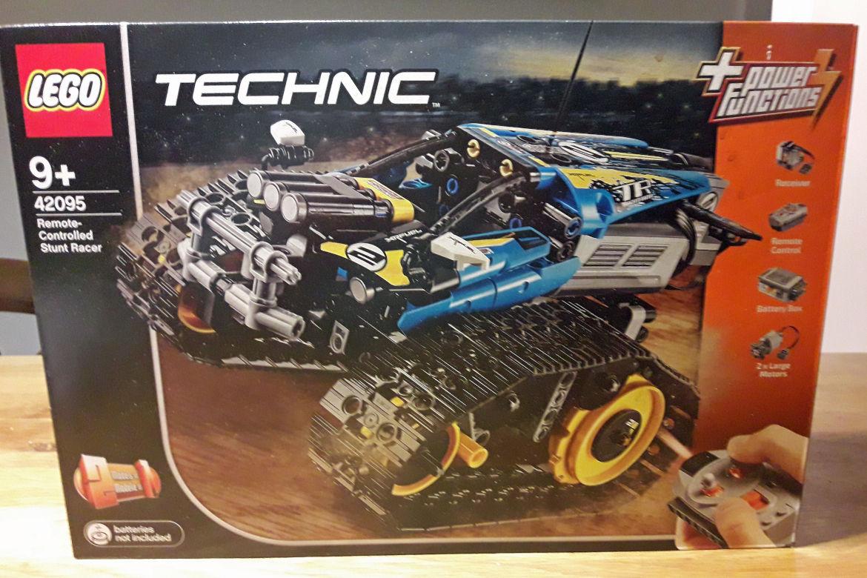 Stunt-Racer Karton