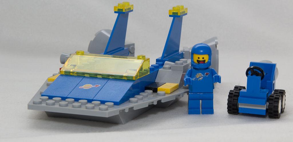 Benny und Raumschiff