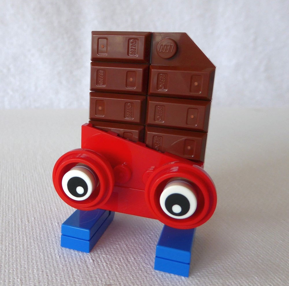 Der Schokoladentaffelmann