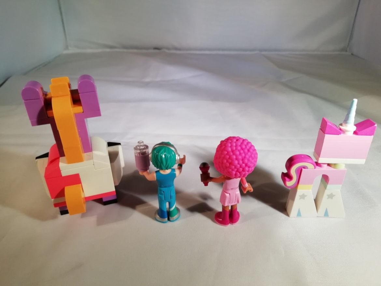 Die 4 Minifiguren