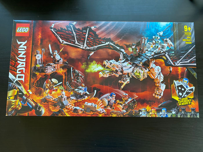 LEGO Ninjago: Drache des Totenkopfmagiers Bild 1