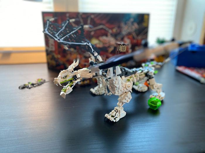 LEGO Ninjago: Drache des Totenkopfmagiers Bild 6
