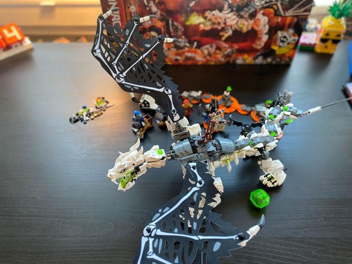 LEGO Ninjago: Drache des Totenkopfmagiers Bild 8