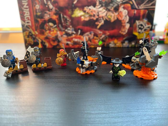 LEGO Ninjago: Drache des Totenkopfmagiers Bild 2