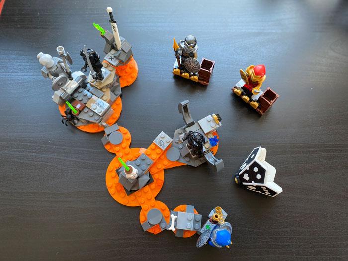LEGO Ninjago: Drache des Totenkopfmagiers Bild 9