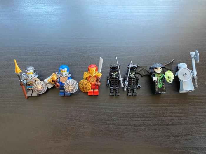 LEGO Ninjago: Drache des Totenkopfmagiers Bild 3