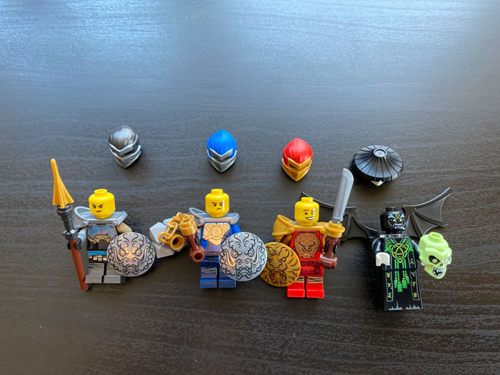 LEGO Ninjago: Drache des Totenkopfmagiers Bild 4