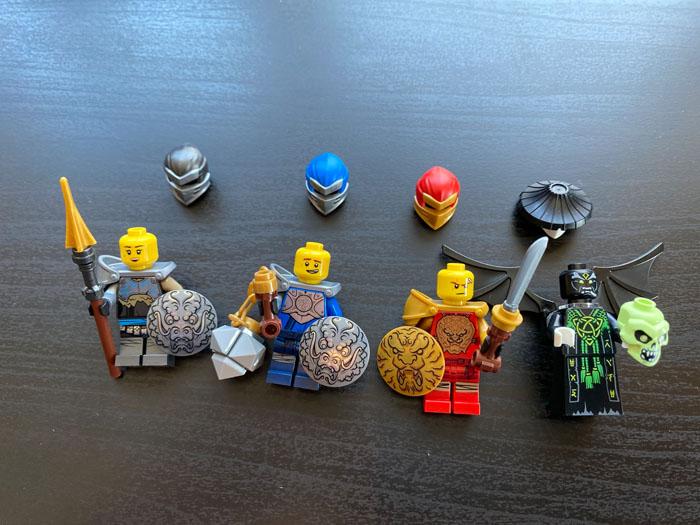 LEGO Ninjago: Drache des Totenkopfmagiers Bild 5