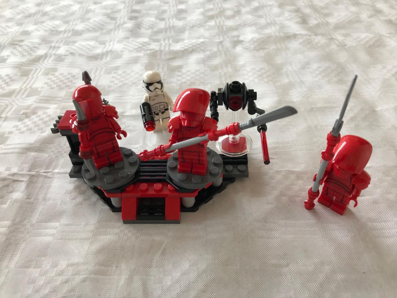 Elite Praetorian Guard Battle Pack fertiges Set