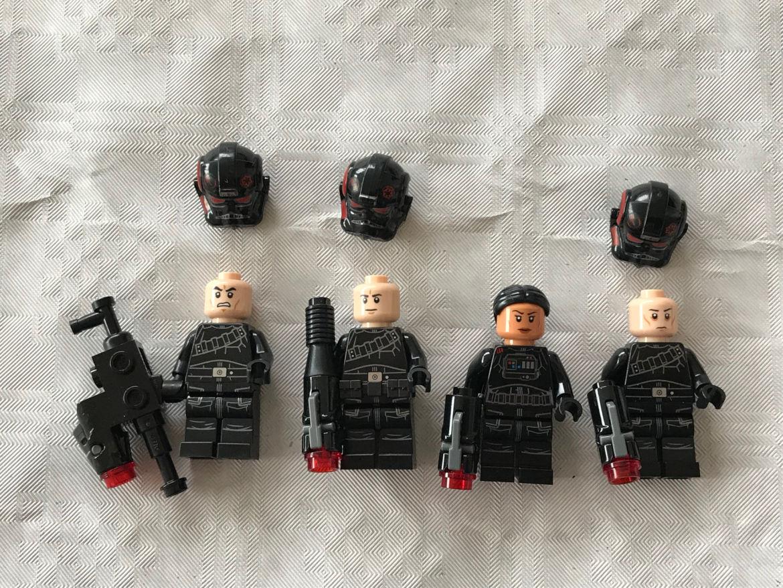 Inferno squad Figuren ohne Helm
