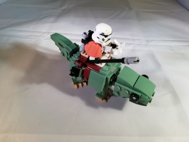 Dewback mit Santrooper