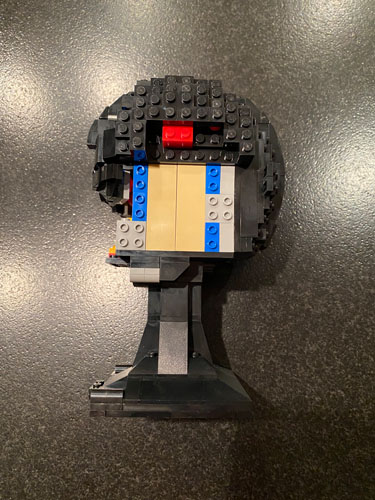 Foto vom Bau LEGO 75274
