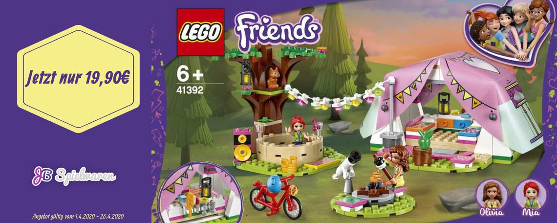 Lego Friends Power Item April