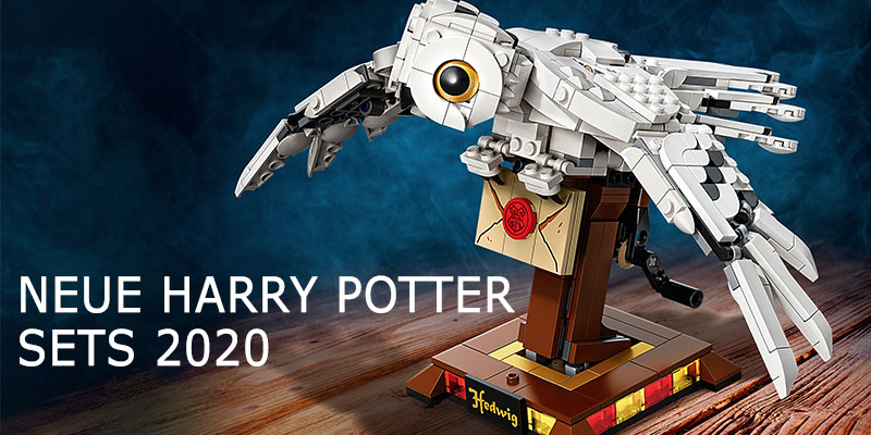 neue LEGO Harry Potter Sets