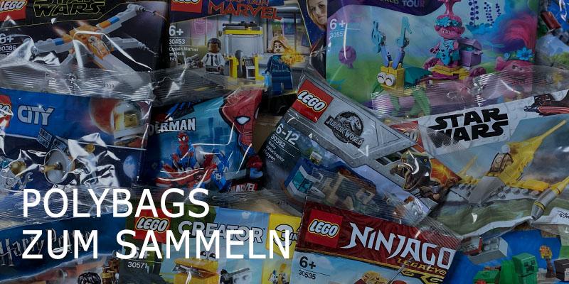 Viele LEGO Polybags