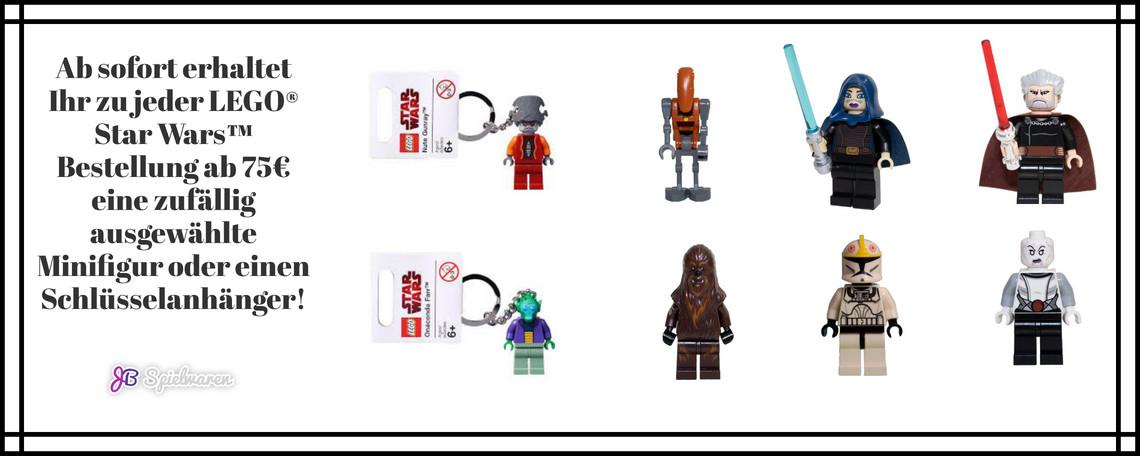 Lego Star Wars Minifigur Aktion