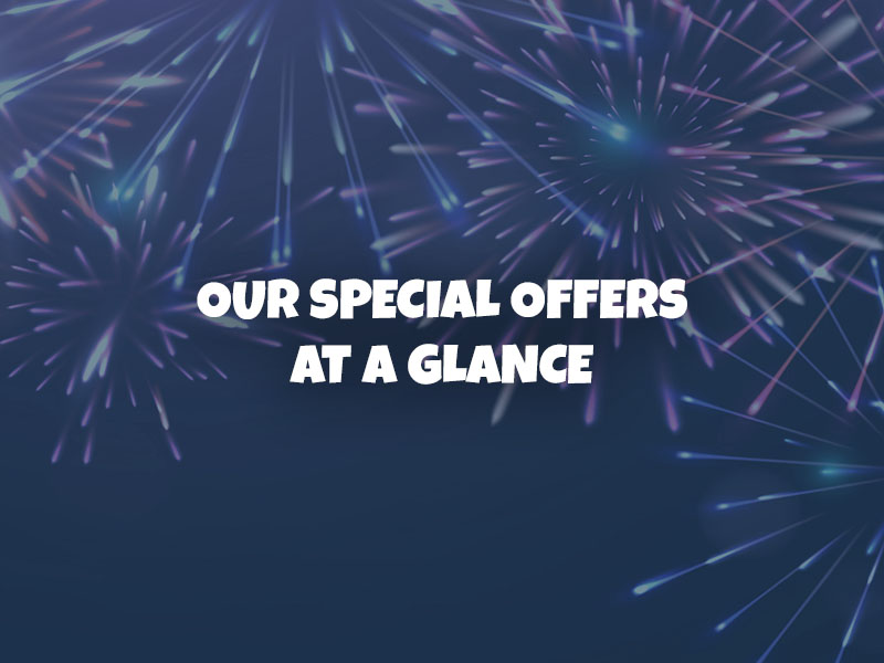 Special LEGO offers and GWP