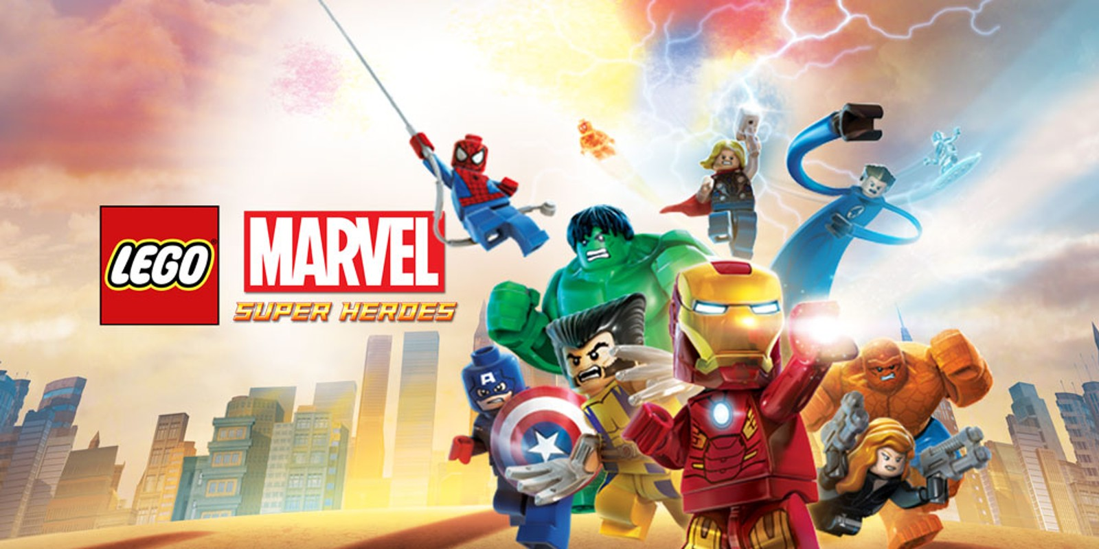 LEGO® Marvel Super Heroes™