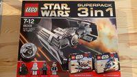 3in1 Superpack Star Wars: 8017, 7668, 7667 001