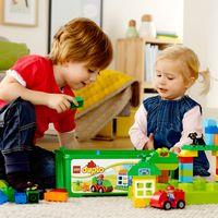 LEGO® DUPLO® Große Steinebox -4 Vorschau