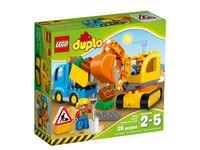 Bagger & Lastwagen 001