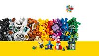 LEGO Bausteine - kreativ mit Fenstern -4 Vorschau