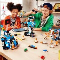Programmierbares Roboticset -5 Vorschau