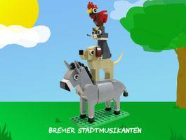 Bremer Stadtmusikanten (digitale Bauanleitung)