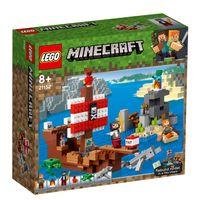Das Piratenschiff-Abenteuer 001
