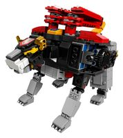 LEGO Ideas Voltron -3 Vorschau