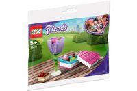 Friends Pralinenschachtel und Blume (Polybag) 001
