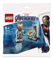 Avengers, Dum-E und Iron Man 001