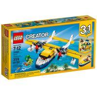 Wasserflugzeug-Abenteuer