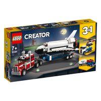 Transporter für Space Shuttle 001