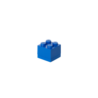 LEGO MINI BOX 4, blau 001