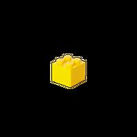 LEGO MINI BOX 4, gelb