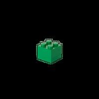 LEGO MINI BOX 4, grün